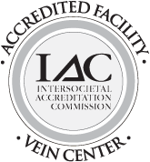 IAC Accredited Facility seal